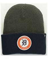 0a62e1bde56  47 Brand Detroit Tigers Ice Block Cuff Knit Hat