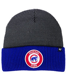 '47 Brand Chicago Cubs Ice Block Cuff Knit Hat