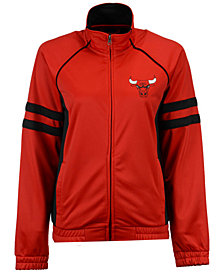 G-III Women's Chicago Bulls Legend Track Jacket