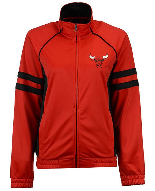... Authentic NFL Apparel G-III Women s Chicago Bulls Legend Track Jacket  ... 1d562a6ce2