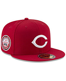 New Era Cincinnati Reds Ultimate Patch Collection World Series 59FIFTY Fitted Cap
