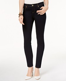 I.N.C. Petite Curvy Skinny Tummy Control Jeans, Created for Macy's