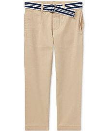 Ralph Lauren Pants & Belts Set, Little Boys