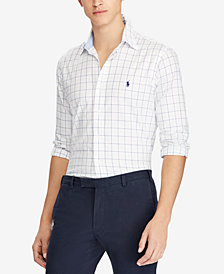 Polo Ralph Lauren Men's Classic-Fit Sport Shirt