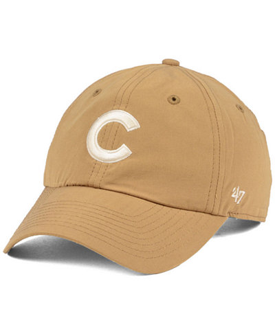 '47 Brand Chicago Cubs Harvest CLEAN UP Cap