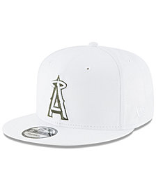 New Era Los Angeles Angels Fall Shades 9FIFTY Snapback Cap