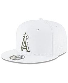 New Era Los Angeles Angels Fall Shades 9FIFTY Snapback Cap
