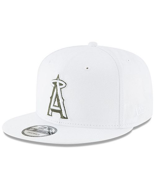 860b5ad1ca3 New Era Los Angeles Angels Fall Shades 9FIFTY Snapback Cap - Sports ...
