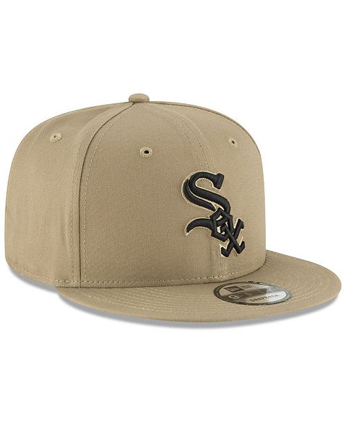 reputable site 7b869 c5238 ... New Era Chicago White Sox Fall Shades 9FIFTY Snapback Cap ...