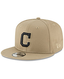 New Era Cleveland Indians Fall Shades 9FIFTY Snapback Cap