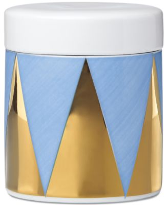 Luca Blue Azzurro Small Canister