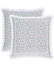 Piper & Wright Stella European Sham