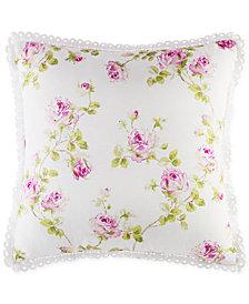 "Piper & Wright Rosalie 20"" Square Decorative Pillow"