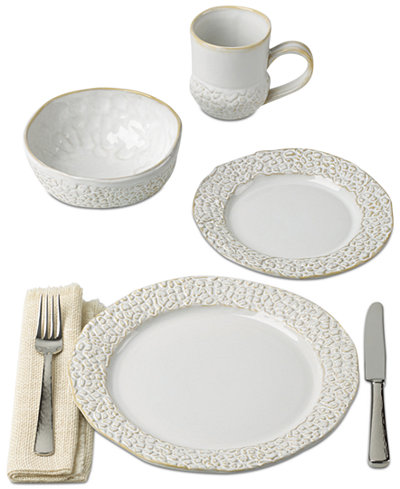 Crafted by Wainwright Boho Earth Dinnerware Collection, Created for Macy's