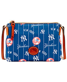Dooney & Bourke New York Yankees Nylon Crossbody Pouchette