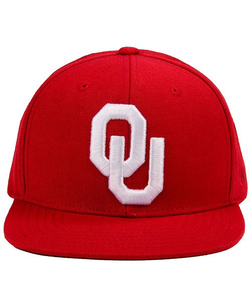 on sale 5b671 ab598 Top of the World. Oklahoma Sooners Extra Logo Snapback Cap. Be the first to  Write a Review. main image  main image  main image ...