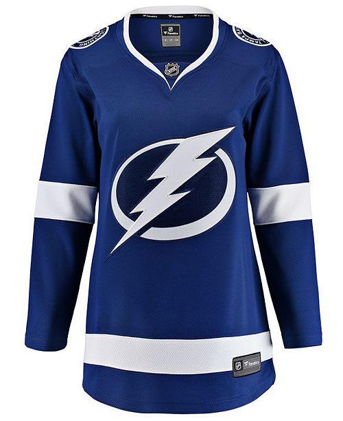 Fanatics Women's Tampa Bay Lightning Breakaway Jersey