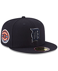 New Era Detroit Tigers Ultimate Patch Collection World Series 2.0 59Fifty Fitted Cap