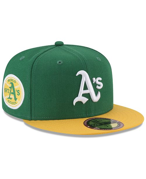 pretty nice 85215 e5f4f New Era. Oakland Athletics Ultimate Patch Collection World Series 2.0  59Fifty Fitted Cap. Be the first to Write a Review. main image ...