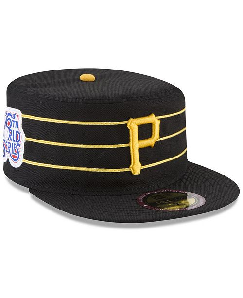 best service e3fc2 4ae22 ... New Era Pittsburgh Pirates Ultimate Patch Collection World Series 2.0 59Fifty  Fitted Cap ...
