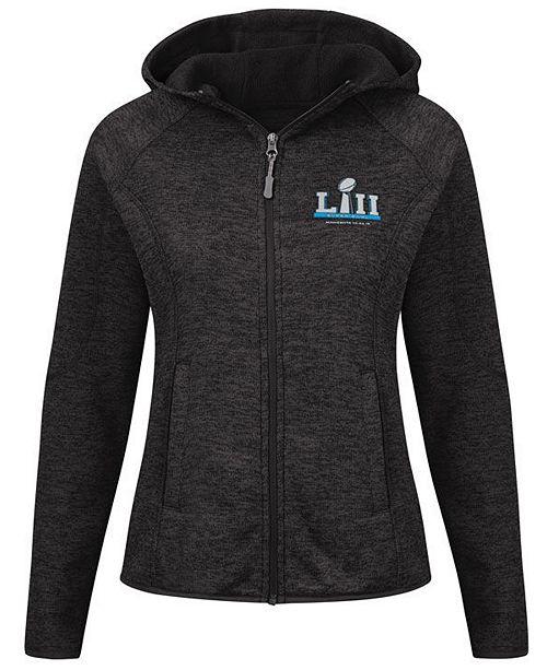 Women's Super Bowl LII Kick Off Full-Zip Jacket