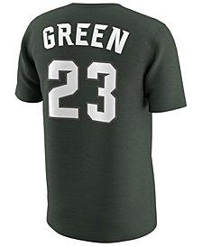Nike Men's Draymond Green Michigan State Spartans Basketball Future Stars Replica T-Shirt