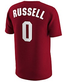Nike Men's D'Angelo Russell Ohio State Buckeyes Basketball Future Stars Replica T-Shirt