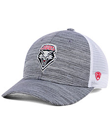 quality design e49bf ab34b Top of the World New Mexico Lobos Warmup Adjustable Cap