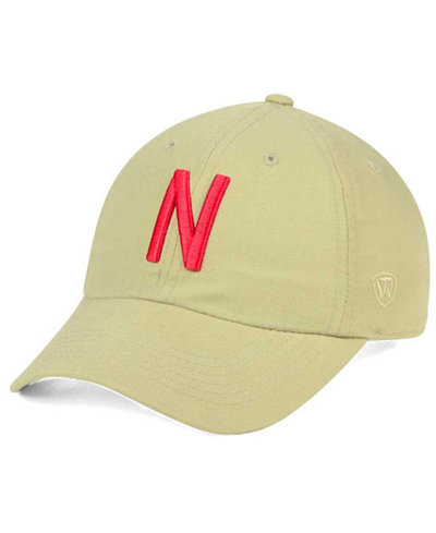 Top of the World Nebraska Cornhuskers Main Adjustable Cap