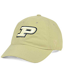 Top of the World Purdue Boilermakers Main Adjustable Cap