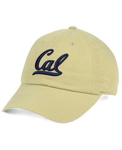 Top of the World California Golden Bears Main Adjustable Cap