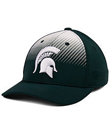 Top of the World Michigan State Spartans Fallin Stretch Cap