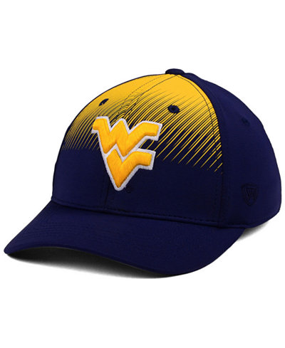 Top of the World West Virginia Mountaineers Fallin Stretch Cap