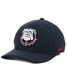 Georgia Bulldogs Anthracite Classic Swoosh Cap