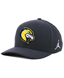Nike Marquette Golden Eagles Anthracite Classic Swoosh Cap