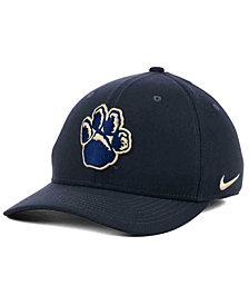 Nike Pittsburgh Panthers Anthracite Classic Swoosh Cap