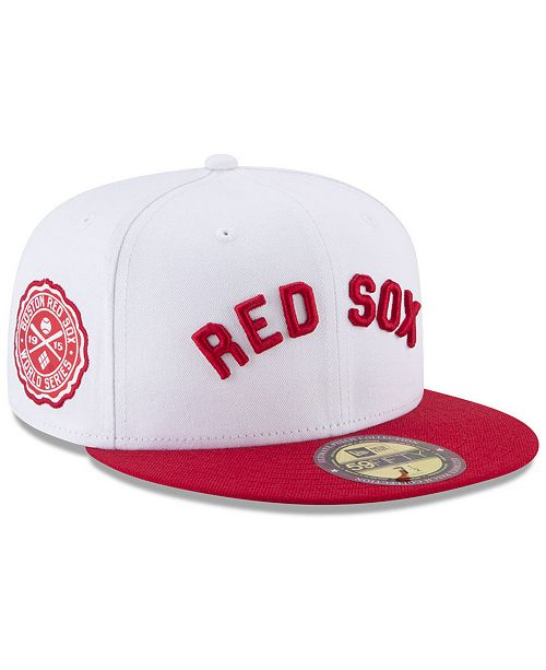 d5add84c7f9 ... New Era Boston Red Sox Ultimate Patch Collection World Series 2.0  59Fifty Fitted Cap ...