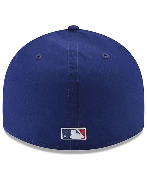 d0c1e68a New Era Los Angeles Dodgers Low Profile Batting Practice Pro Lite 59FIFTY  Fitted Cap ...