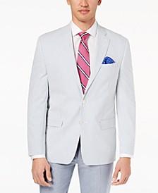 Men's Classic-Fit Ultraflex Seersucker Sport Coat