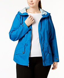 Columbia Plus Size Regretless Waterproof Jacket