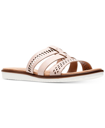 Clarks Collection Women's Kele Willow Sandals, Created For Macy's