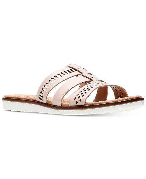 4c2f8a5de8a958 Clarks Collection Women s Kele Willow Sandals   Reviews - Sandals ...
