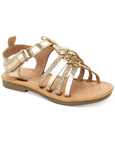 Carter's Denise Sandals, Toddler Girls & Little Girls