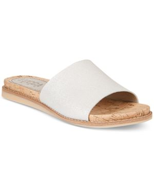 Lucca Lane Bailey Slip-On Sandals Women's Shoes 5674749