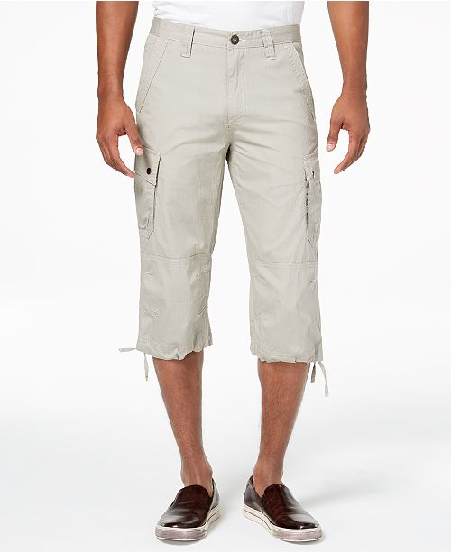 cffd58ddb0 ... INC International Concepts I.N.C. Men's Extra Long Messenger Shorts,  Created for Macy's ...