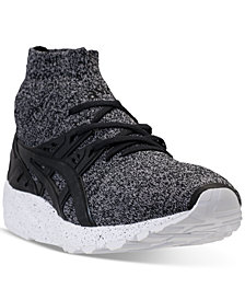 Asics Men's GEL-Kayano Trainer Knit Mid Casual Sneakers from Finish Line