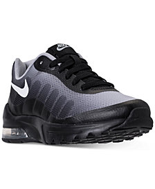 Nike Big Boys'   Air Max Invigor Print Running Sneakers from Finish Line