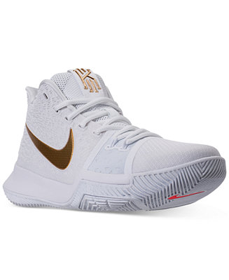 3e265c17e0d Nike Men s Kyrie 3 Basketball Sneakers from Finish Line   Reviews - Finish  Line Athletic Shoes - Men - Macy s