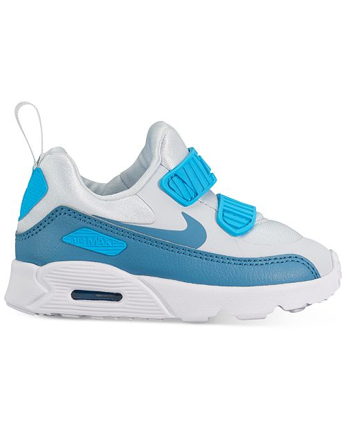 ae1699ba4a34 ... Nike Toddler Boys  Air Max Tiny 90 Running Sneakers from Finish Line ...