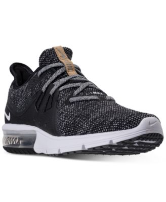 nike air max sequent running review shoes